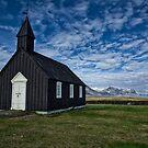 The Budir Church by Adam Northam