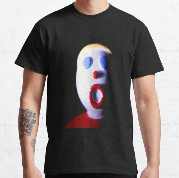 Oh No! Clay Mr. Bill Dough Man! Classic T-Shirt