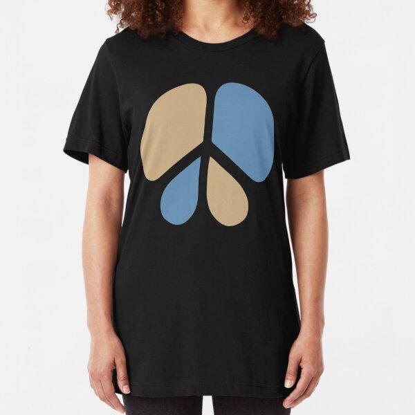 Peace Slim Fit T-Shirt