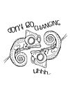 Don't Go Changing - Chameleons by jitterfly