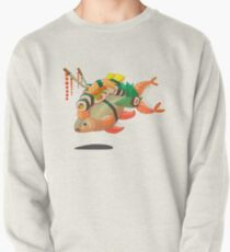 Distressed sushi  Pullover
