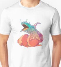 Rainbow Dragon Unisex T-Shirt