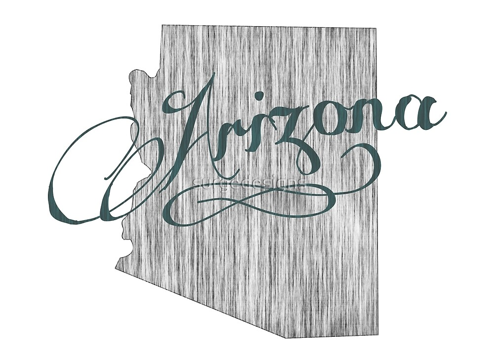 Arizona State Typography by surgedesigns