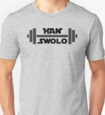 Han Swolo Slim Fit T-Shirt