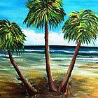 Seuss Palms by WhiteDove Studio kj gordon