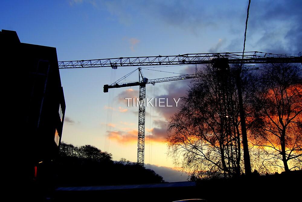 IRISH SKY LINE  1 by TIMKIELY