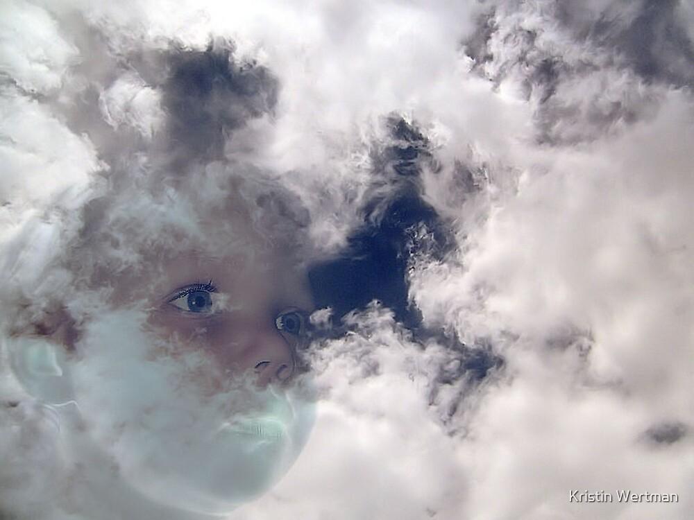 Angel in The Sky by Kristin Wertman