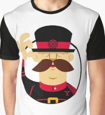 Yeoman Graphic T-Shirt