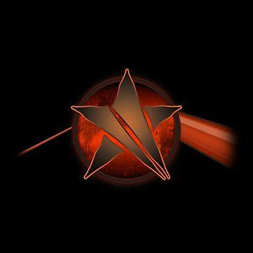 STR Side (Red) by MSteiner
