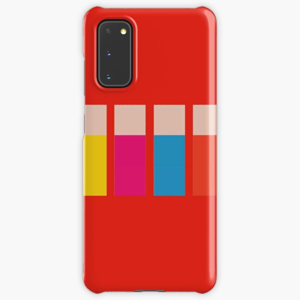 Sgt. Pixel Samsung Galaxy Snap Case