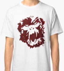Wall Drawing // 12 Monkeys  Classic T-Shirt