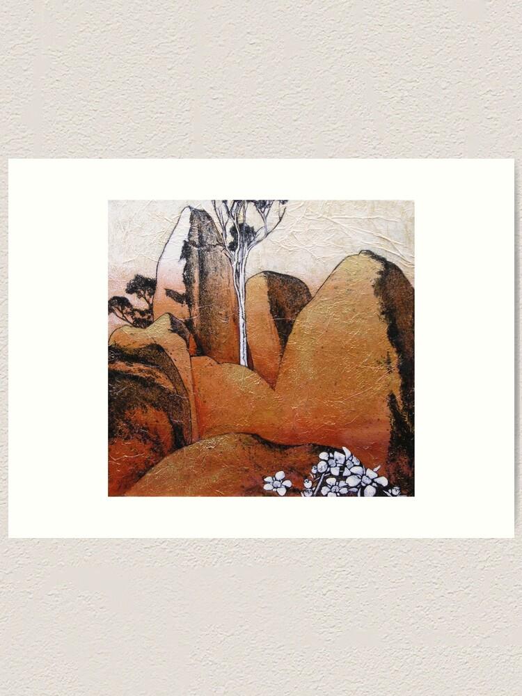 Alternate view of Eucalyptus 1 Art Print