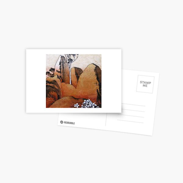 Eucalyptus 1 Postcard