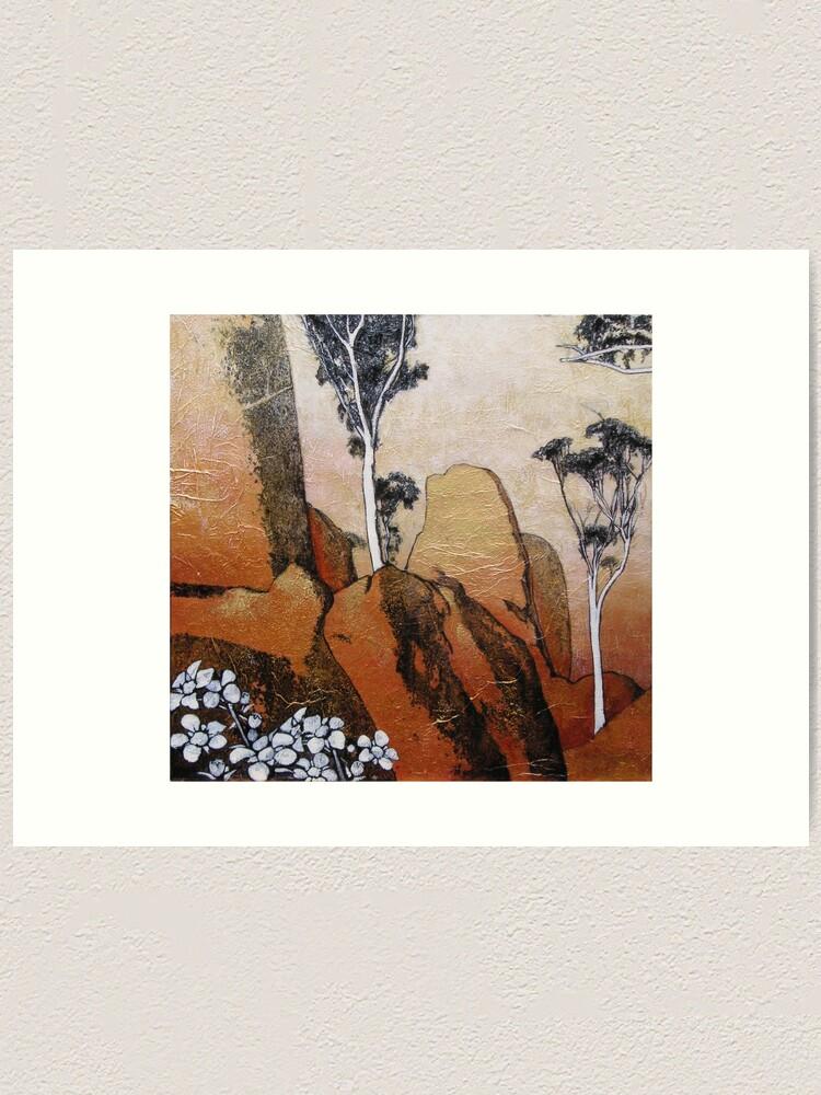 Alternate view of Eucalyptus 2 Art Print