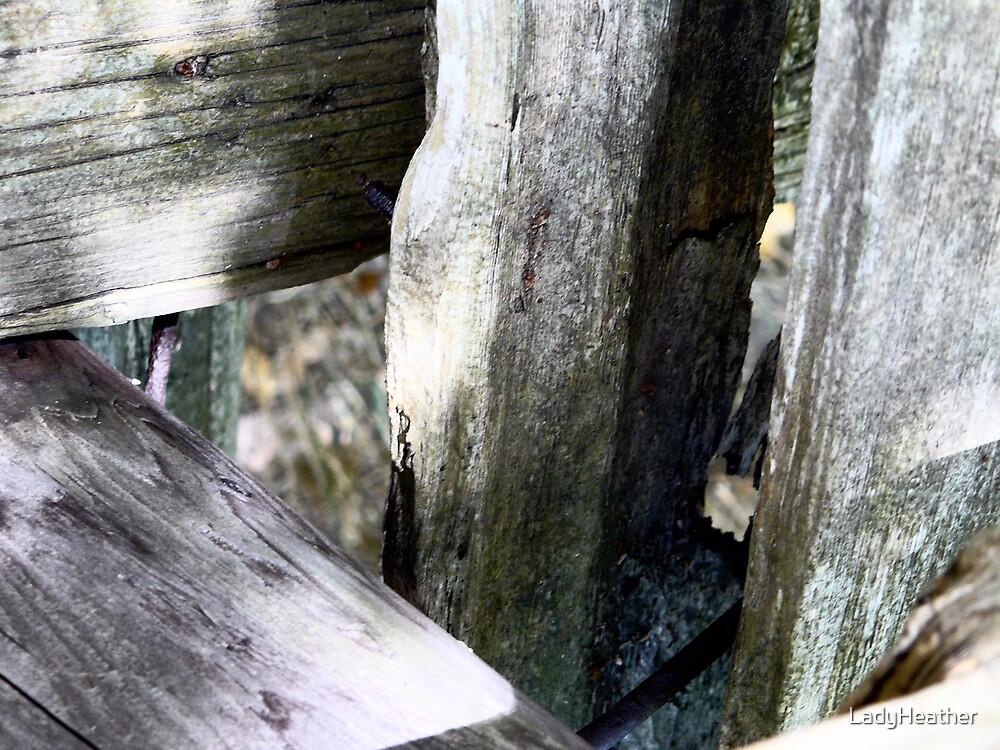 Woodwork by LadyHeather