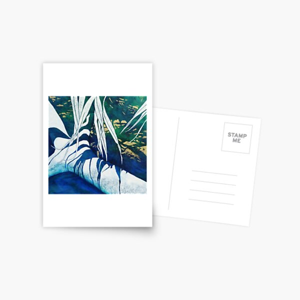 Under The Pandanus 2 Postcard