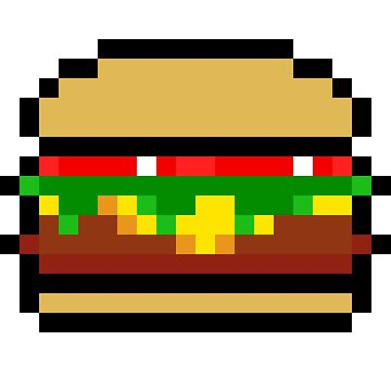 SquareBurger by ThreadBorne