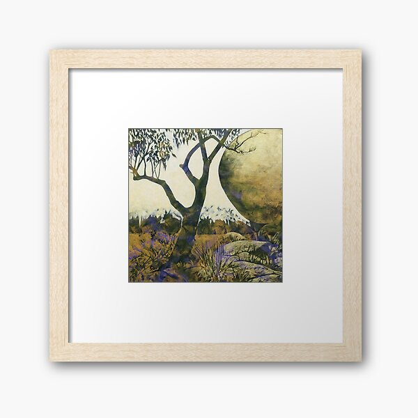 That Time of Year Framed Art Print