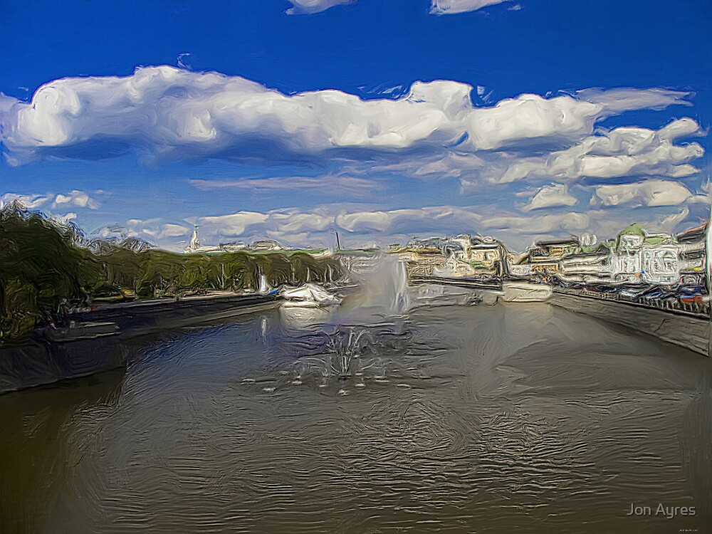 Around Moscow2a by Jon Ayres