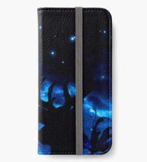 Prongs night iPhone Wallet/Case/Skin