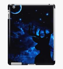 Prongs night iPad Case/Skin