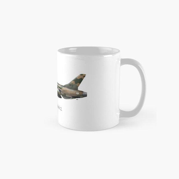 THUD!  At Mach 2. Classic Mug