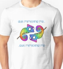 Chameleons - Quit Mimicking Me T-Shirt
