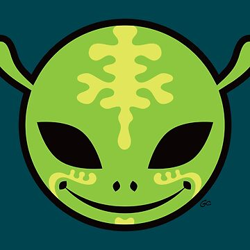 "Alien Intelligence™—""Have A Good One!"" by Trulyfunky"