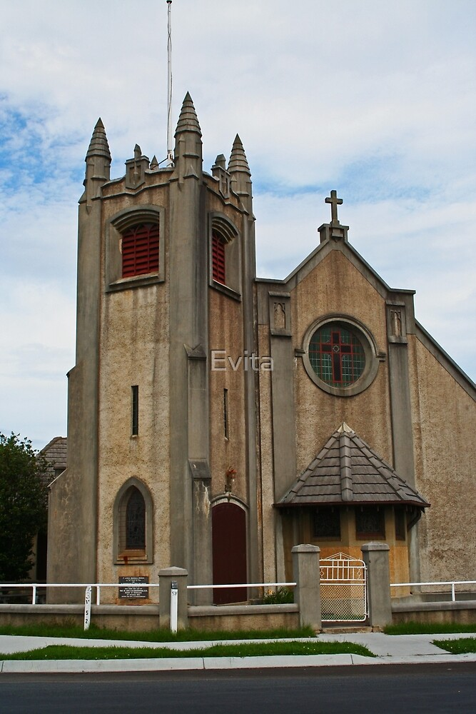 St James in Orbost by Evita