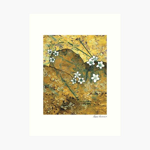 Spring Flowers 4 Art Print