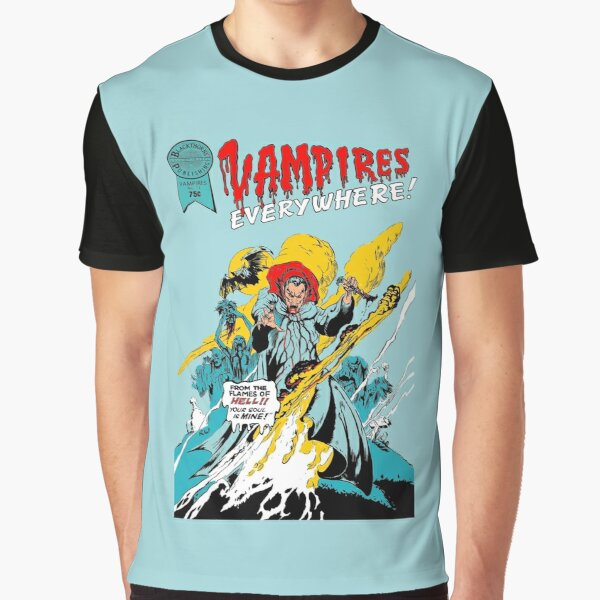 The Lost Boys - Vampires Everywhere Graphic T-Shirt