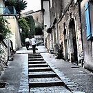 Journey through Fanjeaux France  by giftedmum