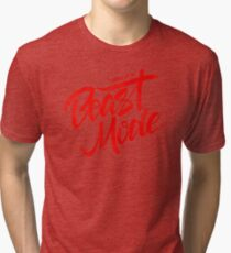 Beast Mode - Red - Big Sean Tri-blend T-Shirt