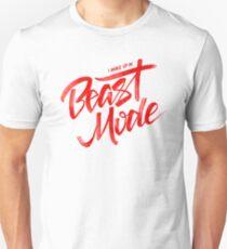 Beast Mode - Red - Big Sean Unisex T-Shirt