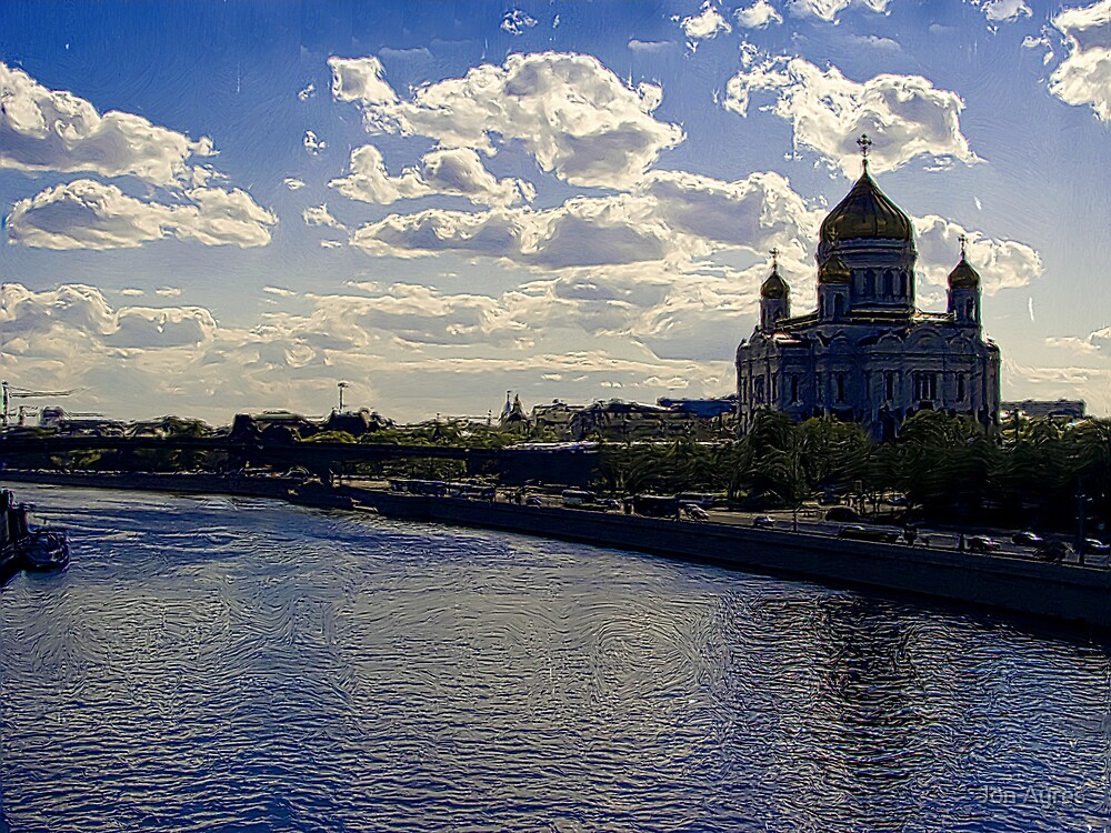 Around Moscow2c by Jon Ayres