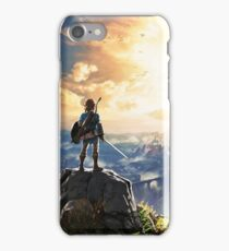 Zelda : Breath of the Wild iPhone Case/Skin