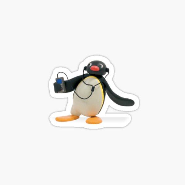 Autocollant Pingu Sticker
