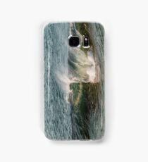 Wave at Bearskinneck Samsung Galaxy Case/Skin