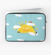 It's another day of Sun! Laptop Sleeve