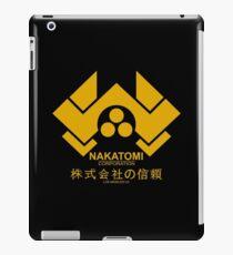 Los Angeles Nakatomi Corporation iPad Case/Skin
