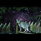 Twilight Cat~ by virginian