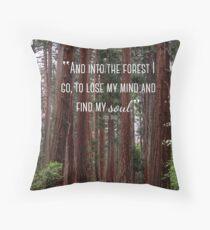 In den Wald Dekokissen