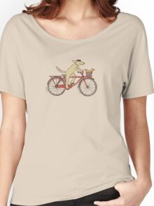 Dog & Squirrel are Friends Women's Relaxed Fit T-Shirt