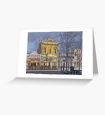 Lipson Street Greeting Card