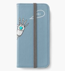 Say hello iPhone Wallet/Case/Skin