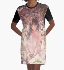 Taeyeon - My Voice Deluxe Version  Graphic T-Shirt Dress