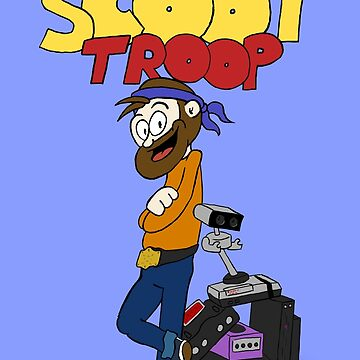 Scoot Troop by TroytleArt