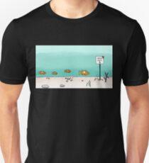 Statistics Poisson Distribution Unisex T-Shirt