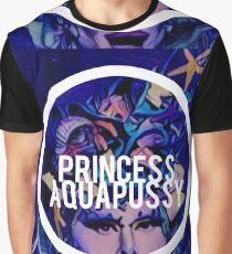 Princess Aquapussy Graphic T-Shirt