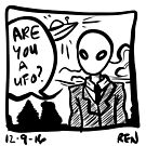 Are You a UFO? by RenFracture